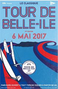 Tour de Belle-Ile 2017