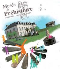 Visite guid�e au Mus�e de Pr�histoire