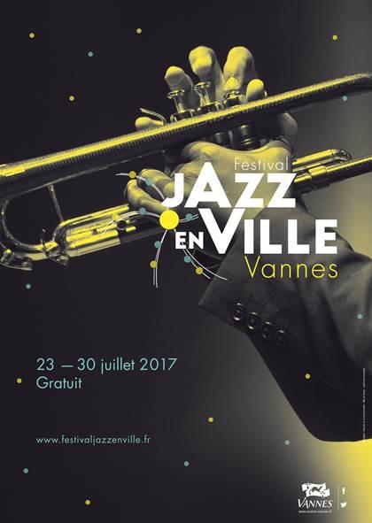 Jazz en Ville-affiche 2017