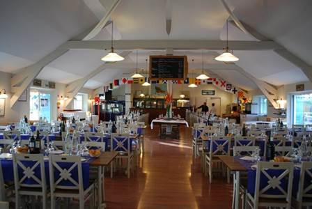 Restaurant le Café Bleu