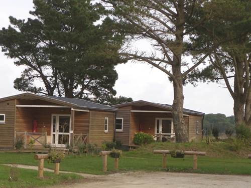 Camping flower camping le Kernest