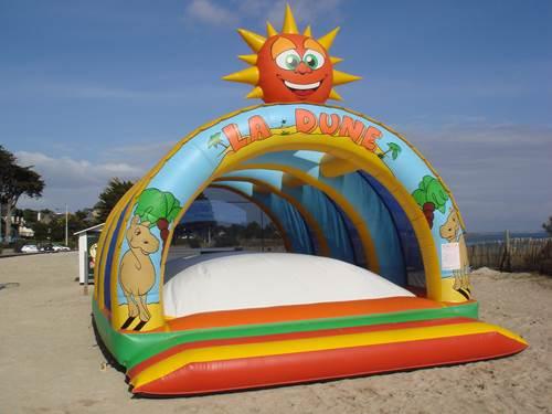 Club de plage Neptune