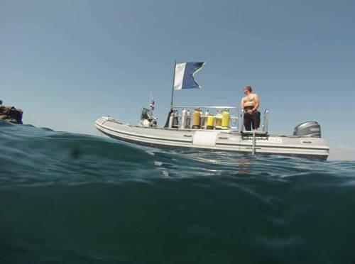 Plongée sous marine SCUBAVENTURE