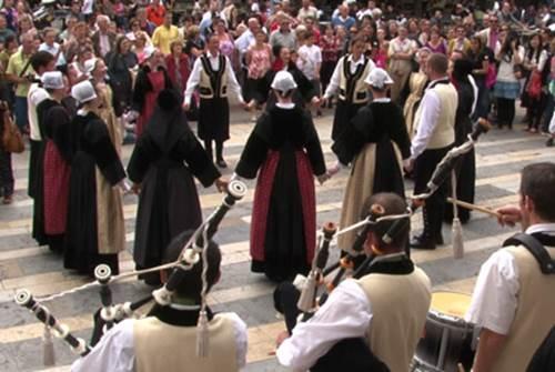 Fest-deiz des Danserien an Ellé au Faouët