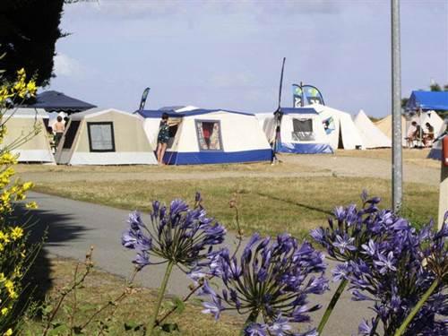 Camping-Penthievre-Quiberon-Morbihan-Bretagne-Sud © Penthievre