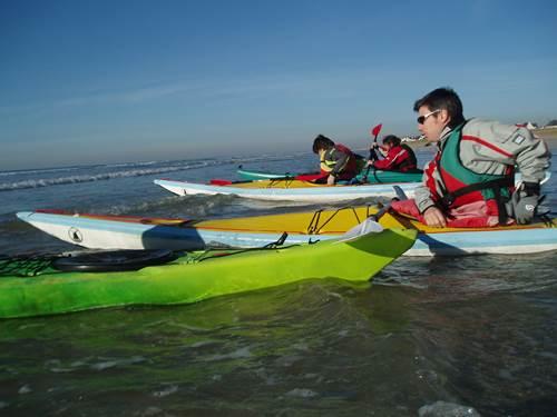 Cano�-Kayak Club Auray