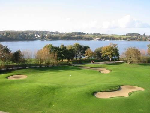 Séjour golf et détente au Roi Arthur 4*