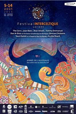 Festival Interceltique Lorient 2016