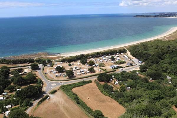 Vue-a�rienne-camping-municipal-du-kerver-saint-gildas-de-rhuys-morbihan-bretagne sud