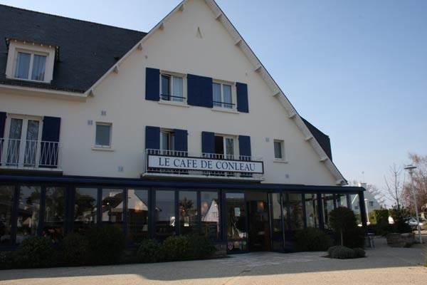 Caf�-de-Conleau-Vannes-Golfe-du-Morbihan