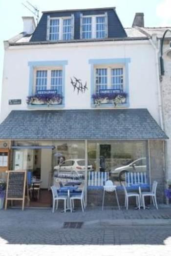 Chez-valentin-restaurant-Carnac-Morbihan-Bretagne-Sud © Chez Valentin