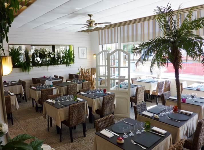 Restaurant La Cour des Druides-Quiberon-morbihan-Bretagne Sud © Machabey