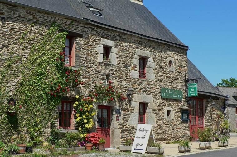 restaurant-bonnes-joues-Monterrein-Morbihan-Bretagne-Sud ©