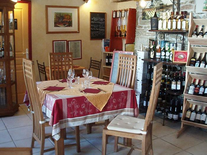 restaurant-Le-Cinquante-Groix-Lorient-Morbihan-Bretagne-sud © restaurant Le Cinquante
