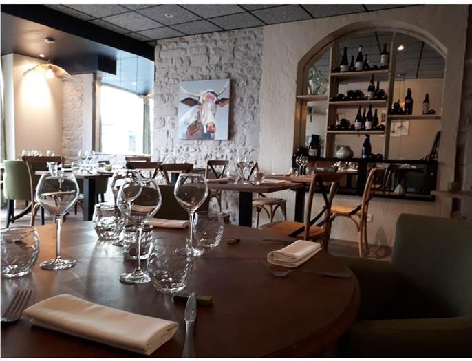 Restaurant-Le-Moi-de-Mets-Vannes-Golfe-du-Morbihan-Bretagne sud © Restaurant Le Moi de Mets