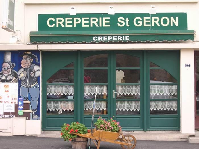 Restaurant-StGeron-Hennebont-Groix-Lorient-Morbihan-Bretagne-sud © Crêperie St Geron