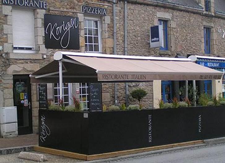 pizzeria k'origan-restaurant-Muzillac-Morbihan-Bretagne-Sud ©