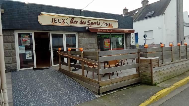 Bar des Sports-St Pierre Quiberon-Morbihan-Bretagne Sud © Bar des Sports-St Pierre Quiberon-Morbihan-Bretagne Sud