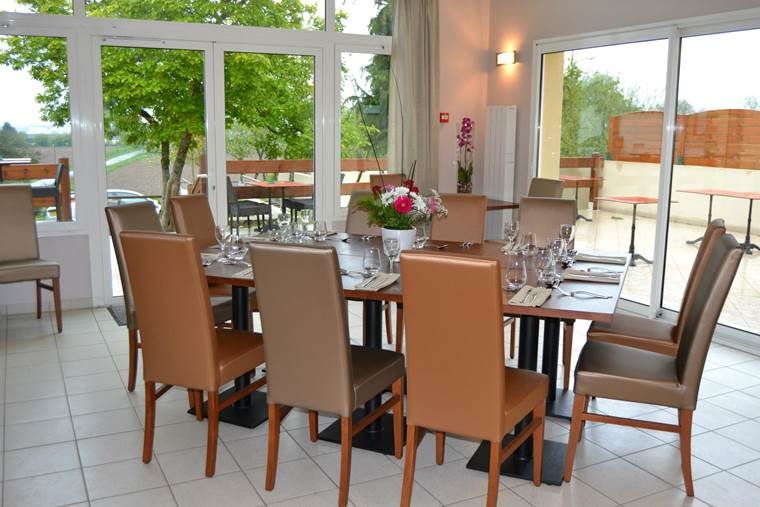 LE KADEN - Restaurant à Caden - Morbihan - Bretagne Sud © RIOT