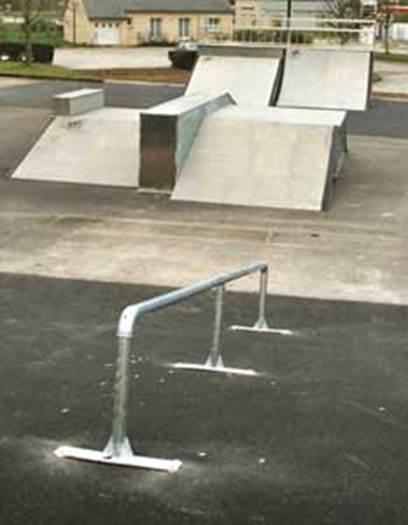 skate park sérent ©