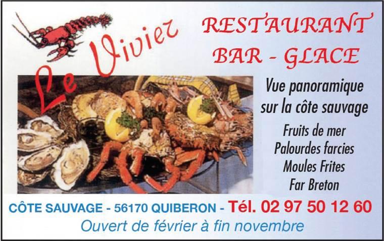 Le Vivier-Quiberon-Morbihan-Bretagne Sud © Le Vivier-Quiberon-Morbihan-Bretagne Sud