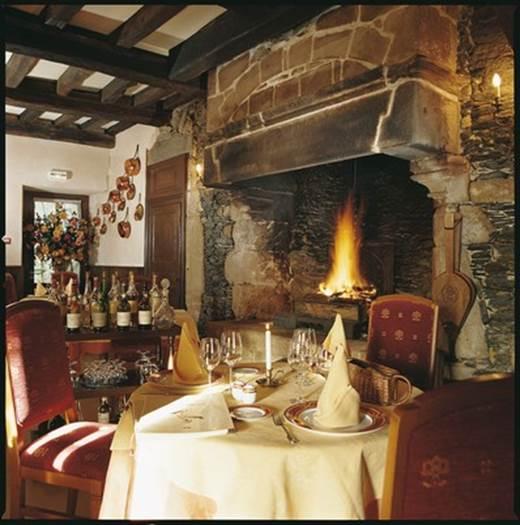 LE PELICAN - Restaurant à Rochefort-en-Terre - Morbihan  - Bretagne Sud © NAYS
