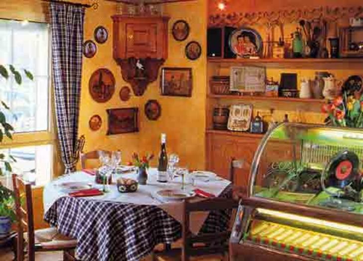 Restaurant-Le Vent d'Est-Vannes-Golfe-du-Morbihan-Bretagne sud © Le Vent d'Est