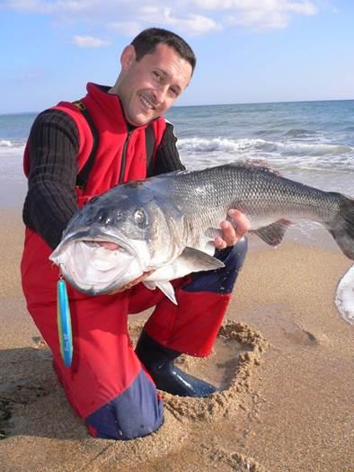Guide de pêche Morbihan ©