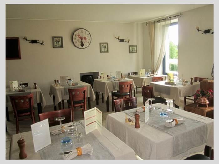 Restaurant A la Fontaine au Beurre-Locminé-Morbihan Bretagne Sud © A la fontaine au beurre