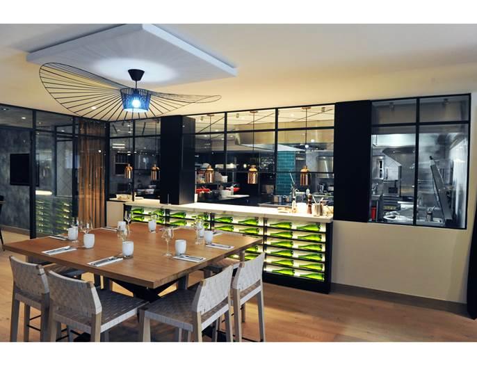 Restaurant-La-Brasserie-Bleue-Vannes-Golfe-du-Morbihan-Bretagne sud © Restaurant La Brasserie Bleue