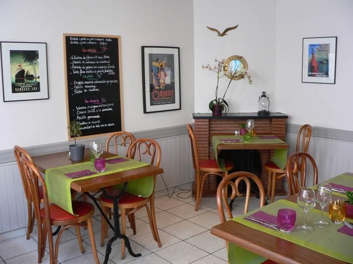 Restaurant-Les-Alizes-Groix-Lorient-Morbihan-Bretagne-Sud © Restaurant Les Alizés