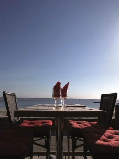 Restaurant-Le Celtic-Larmor-Plage-Groix-Lorient-MOrbihan-Bretagne-Sud © Le Celtic