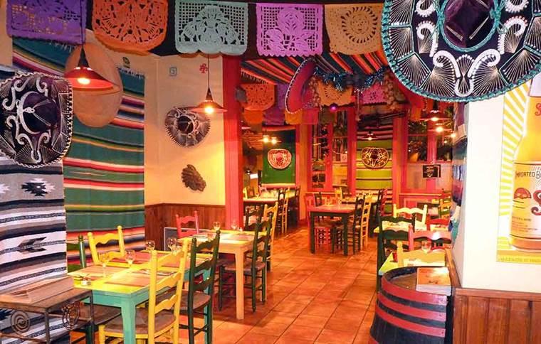 Restaurant-Mexican's Tex Mex-Vannes-Golfe-du-Morbihan-Bretagne sud © Mexican's Tex Mex