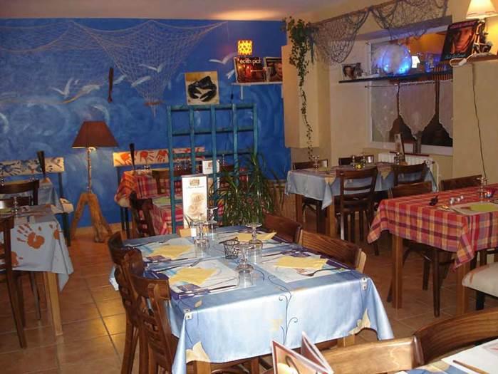 Restaurant-Pont-Scorff-Morbihan-Bretagne-Sud © Crêperie Dé-Lys