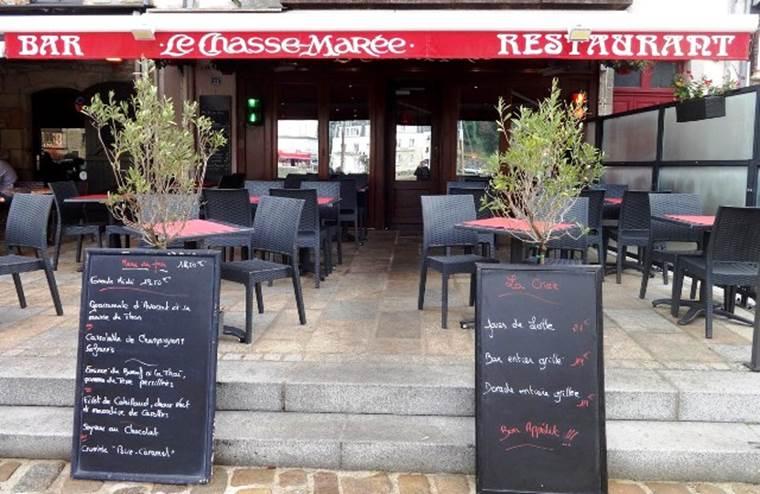 Restaurant Chasse marée © OTAC