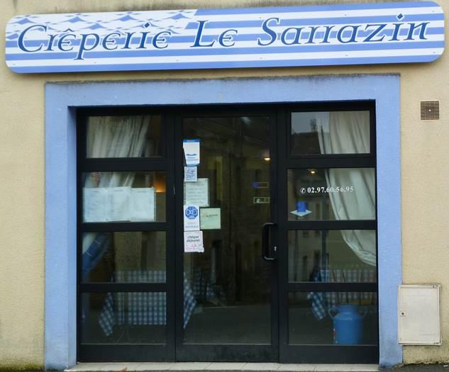 Creperie Sarrazin Locminé-Morbihan-Bretagne-Sud ©
