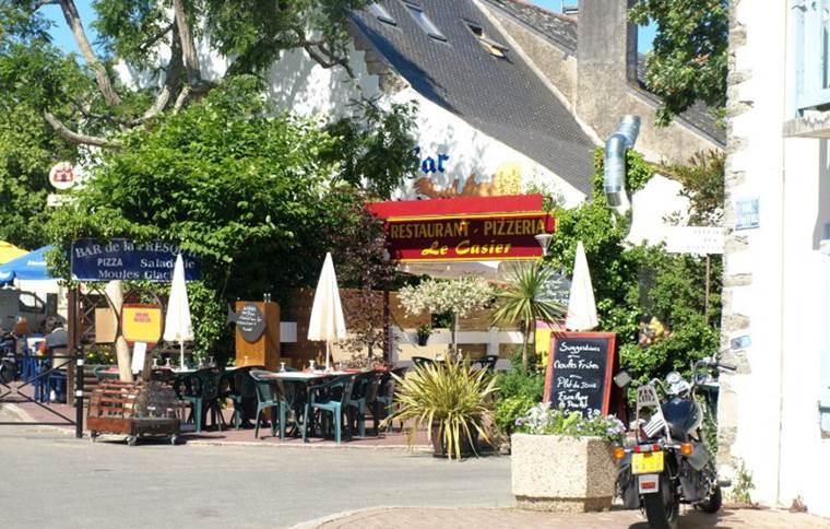 Restaurant-Le-Casier-Saint-Gildas-de-Rhuys-Golfe-du-Morbihan-Bretagne sud © BIT Saint Gildas
