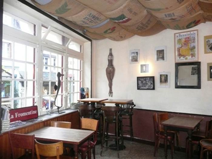 Restaurant La Fromentine Auray © otac