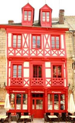 Restaurant  Le Guéthenoc © M. Le Borgne