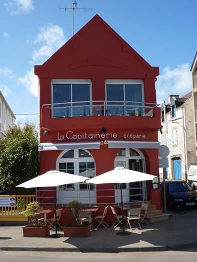 La Capitainerie-Quiberon-Morbihan-Bretagne Sud © La Capitainerie