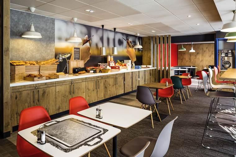 Restaurant Ibis Kitchen - Hôtel Ibis Thalassa © IBIS