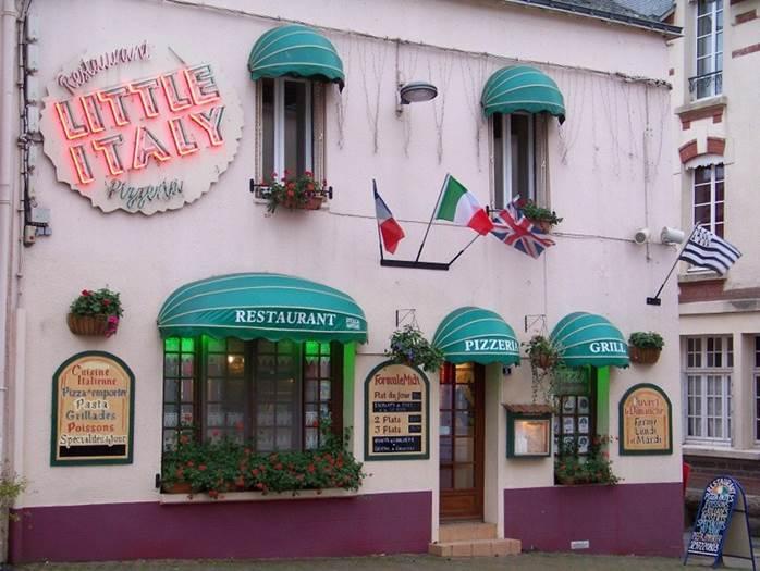 Little Italy - Guer - Morbihan - Bretagne Sud ©