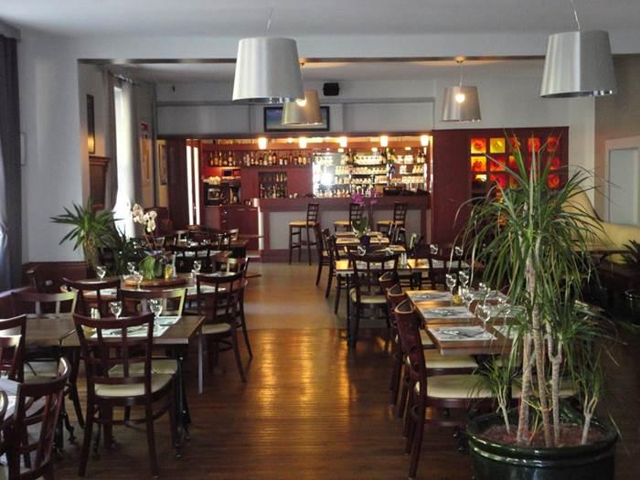 restaurant_retour_pêche_Ploërmel_Morbihan_Bretagne_Sud © Hôtel restaurant Retour de Pêche