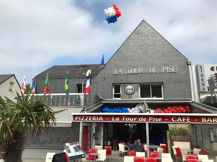 Tour de pise-pizzeria-vente a emporter- Carnac-Morbihan-bretagne-sud © Tour de Pise