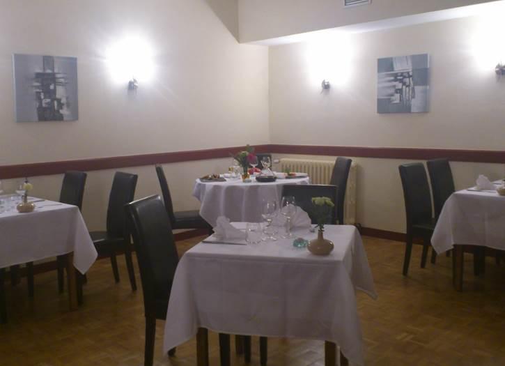 Restaurant-Orée-de-la-forêt-Campénéac-Morbihan-Bretagne-Sud © Restaurant A l'orée de la forêt