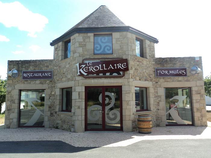 Restaurant-Le-Kerollaire-sarzeau-morbihan-bretagne sud © Le Kerollaire