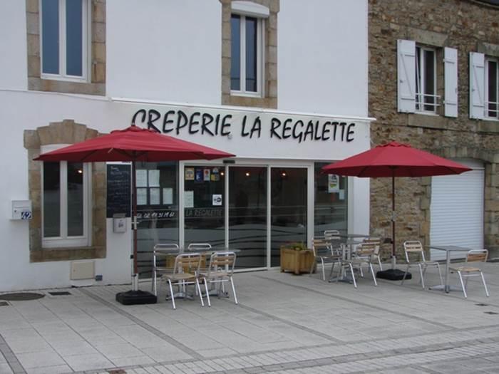 Crêperie la Régalette - OTAC © Crêperie la Régalette - OTAC