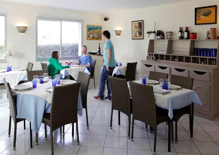 Restaurant La Voile Bleue Erdeven Morbihan Sud © Restaurant La Voile Bleue