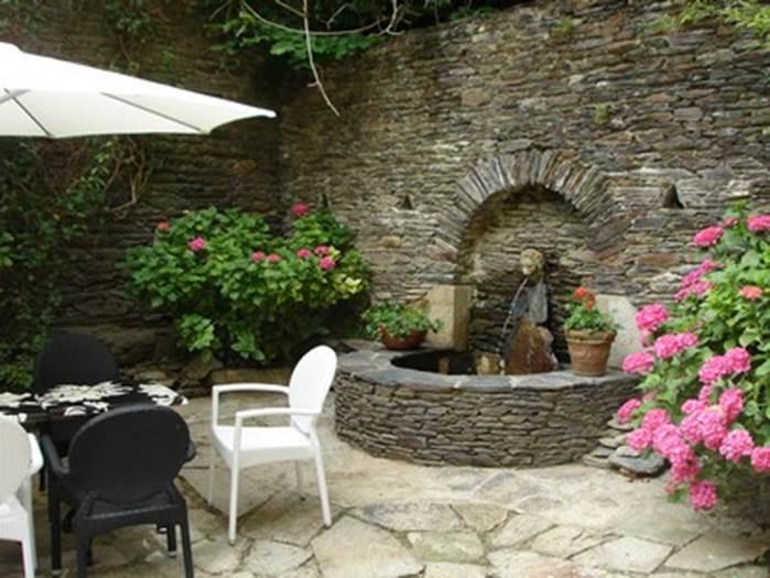 LA TOUR DU LION - Restaurant à Rochefort-en-Terre - Morbihan - Bretagne Sud © MADI