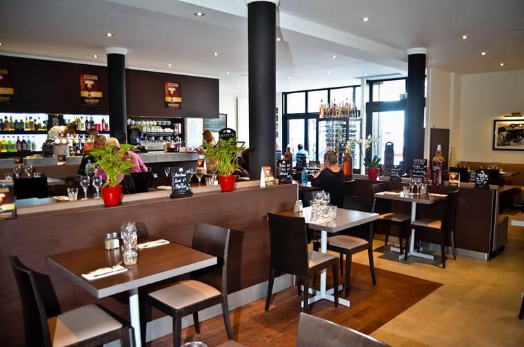 Brasserie-Le-Carre-Lorient-Morbihan-Bretagne-Sud © Brasserie Le Carré